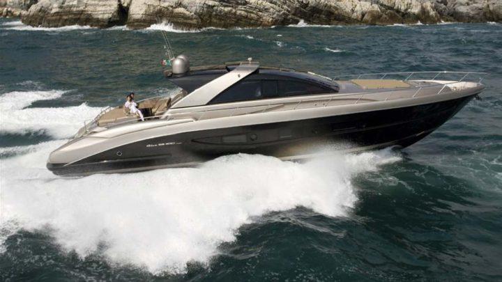 Моторная бизнес лодка Сочи