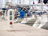 Водоснабжение в порту